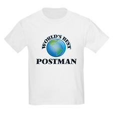 World's Best Postman T-Shirt