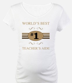 World's Best Teacher's Aide Shirt