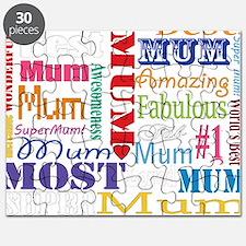 Text Mum Puzzle