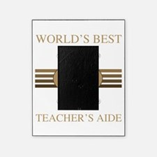 World's Best Teacher's Aide Picture Frame