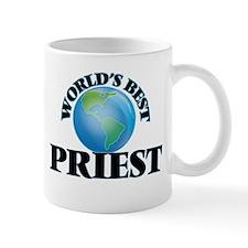 World's Best Priest Mugs