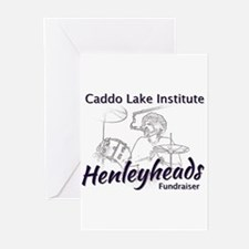 Caddo Lake Henleyheads Fundraiser Greeting Cards