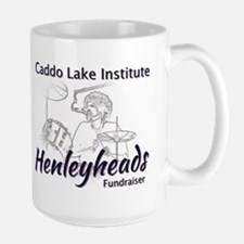 Caddo Lake Henleyheads Fundraiser Mugs