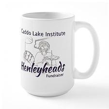 Caddo Lake Henleyheads Fundraiser Mugs