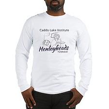Caddo Lake Henleyheads Fundraiser Long Sleeve T-Sh