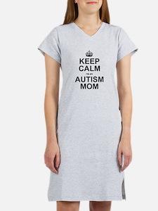 AutismMom Women's Nightshirt
