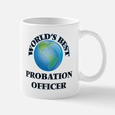 World's Best Probation Officer Mugs
