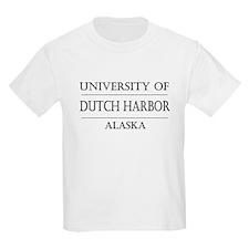 University of Dutch Harbor T-Shirt