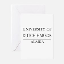 University of Dutch Harbor Greeting Cards (Package