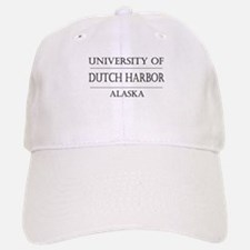 University of Dutch Harbor Baseball Baseball Cap