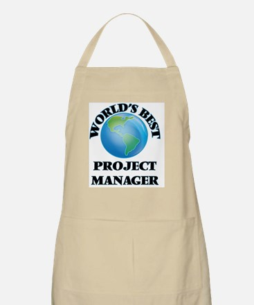 World's Best Project Manager Apron