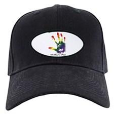 A Hand in Pride Baseball Hat
