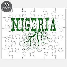 Nigeria Roots Puzzle