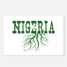 Nigeria Roots Postcards (Package of 8)