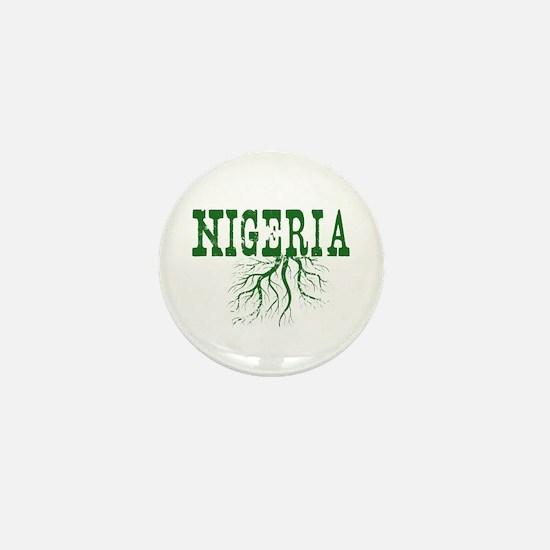 Nigeria Roots Mini Button