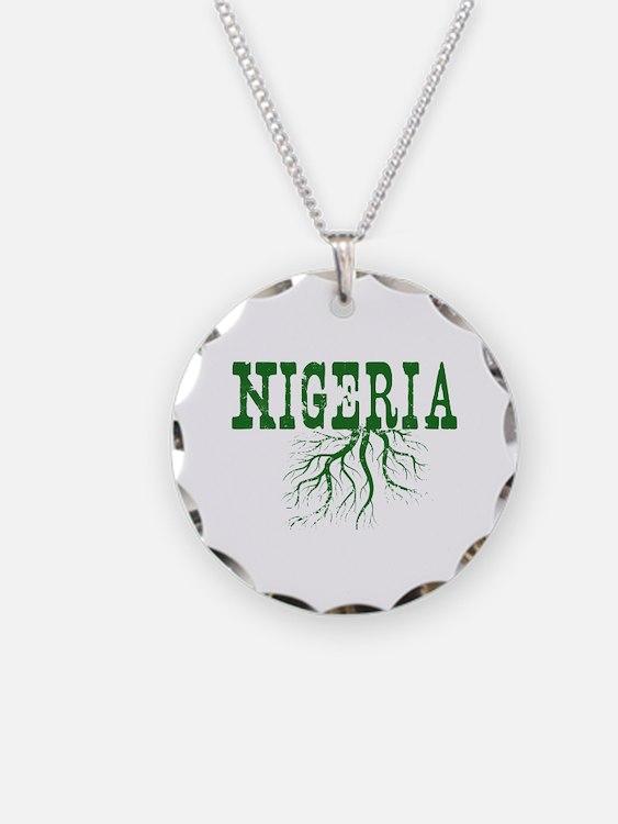 Nigeria Roots Necklace