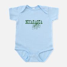 Nicaragua Roots Infant Bodysuit