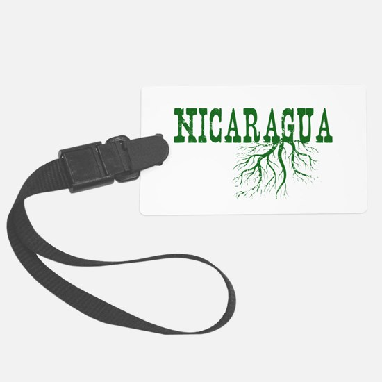 Nicaragua Roots Luggage Tag