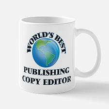 World's Best Publishing Copy Editor Mugs