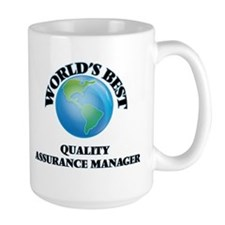 World's Best Quality Assurance Manager Mugs