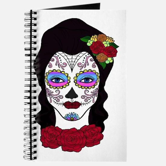 Funny Queen of halloween Journal