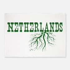 Netherlands Roots 5'x7'Area Rug