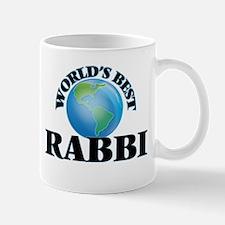 World's Best Rabbi Mugs