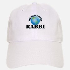 World's Best Rabbi Baseball Baseball Cap
