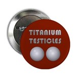 Titanium Testicles Button