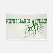 Netherlands Roots Rectangle Magnet