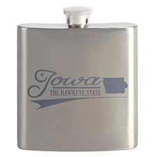 Iowa State of Mine Flask