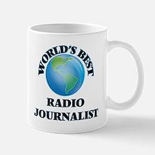 World's Best Radio Journalist Mugs