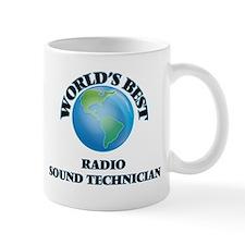 World's Best Radio Sound Technician Mugs