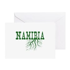Namibia Roots Greeting Card