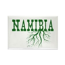 Namibia Roots Rectangle Magnet (10 pack)