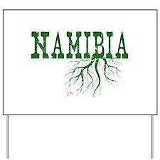Namibia Roots Yard Sign