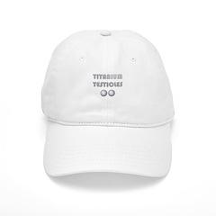 Titanium Testicles Baseball Cap