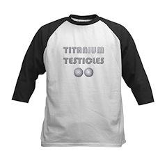 Titanium Testicles Tee