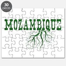Mozambique Roots Puzzle