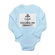 Keep Calm by focusing on Disparity Body Suit