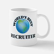 World's Best Recruiter Mugs
