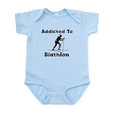 Addicted To Biathlon Body Suit