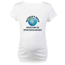 World's Best Research Psychologi Shirt