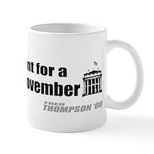 FRed Thompson November 08 Mug