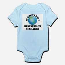 World's Best Restaurant Manager Body Suit