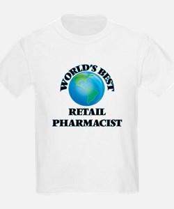 World's Best Retail Pharmacist T-Shirt