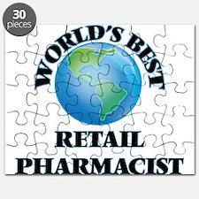 World's Best Retail Pharmacist Puzzle