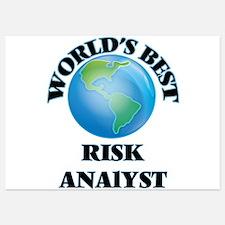 World's Best Risk Analyst Invitations