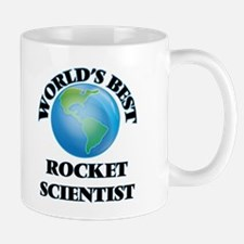 World's Best Rocket Scientist Mugs