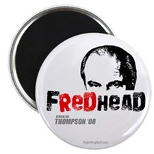 """FredHead 2.25"""" Magnet (10 pack)"""